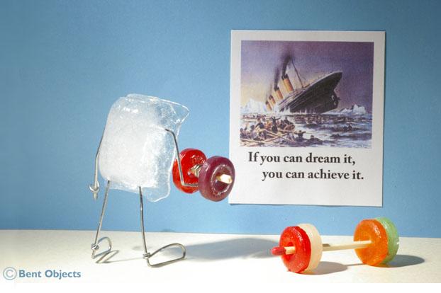 Если ты мечтаешь об этом, ты сможешь этого добиться