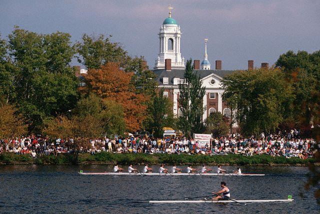 Мотивация студентов Гарвардского университета (Гарварда)
